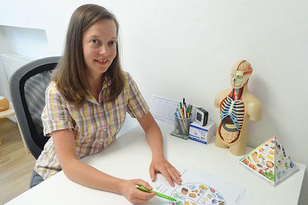 Edith Sichtar, Ernährungsberatung, Ernährungsberaterin