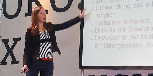 Ernährungsberatung Edith Sichtar, Vorträge und Workshops für Firmen